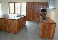 Küche und Theke