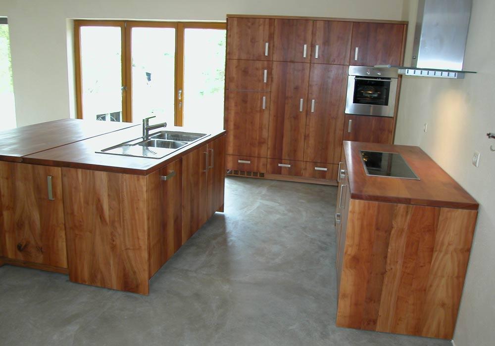 Küche und Theke - Schreinerei INFORM