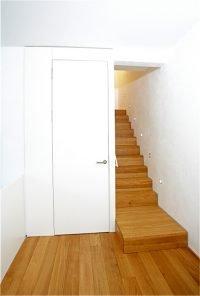 Treppe und Diele