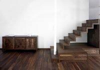 Treppe, Regal, Tisch, Boden